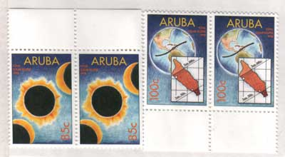 Eclipse stamps